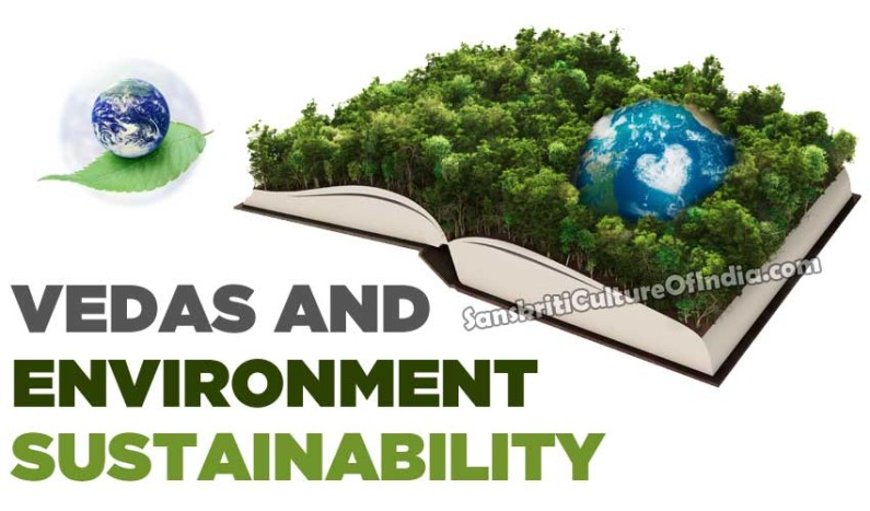 Vedas and Environment Sustainability