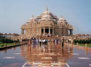 Akshardham-Temple-in-Gujarat
