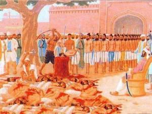 Mohammad Bin Qasim Hindu Holocaust