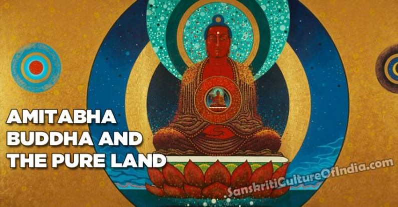 Amitabha Buddha and the Pure Land