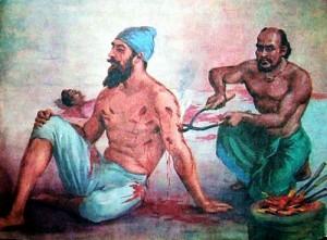 Torture of Banda Singh Bahadur
