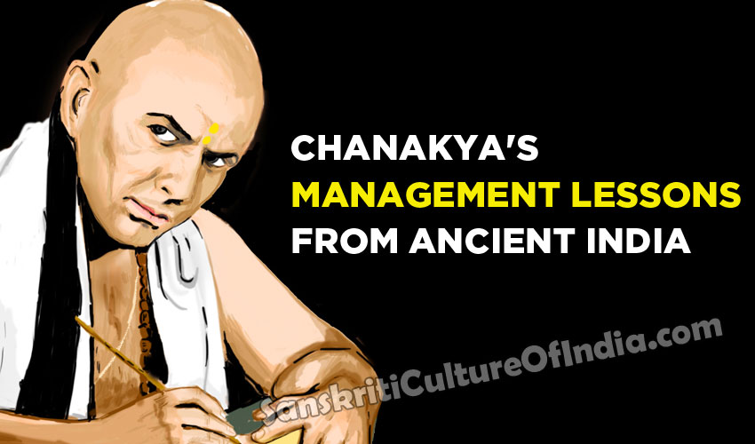 Chanakya's Management Lessons from Ancient India