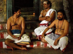 south indian priests