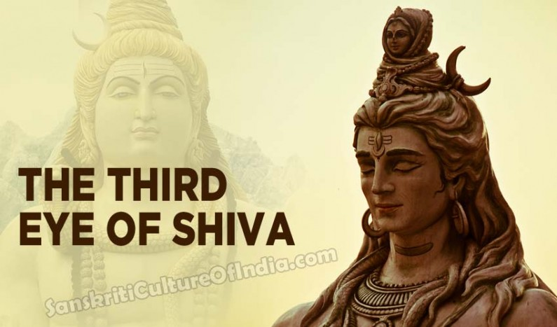 The Third Eye of Shiva