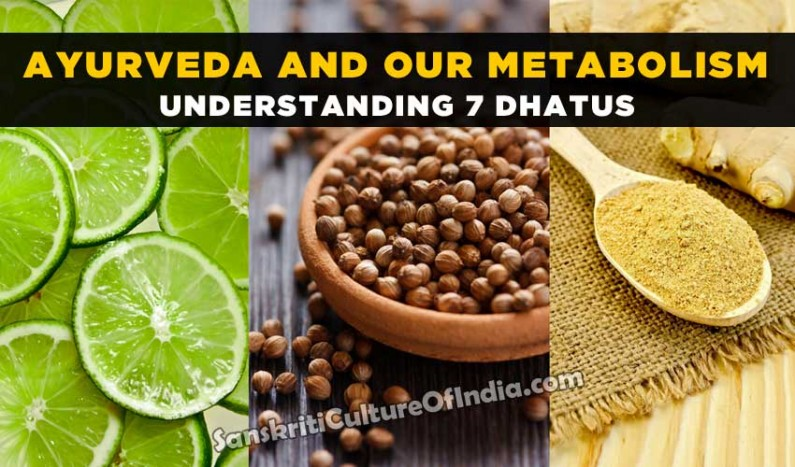 Ayurveda and Human Metabolism
