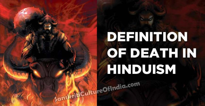 Definition of Death in Hinduism