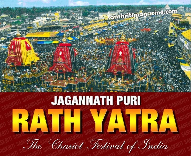 Rath Yatra – The Chariot Festival of India