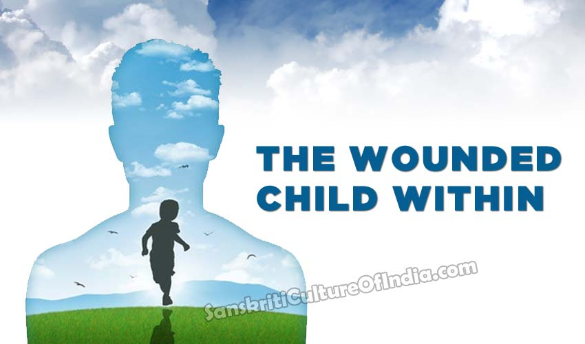 The wounded child within us