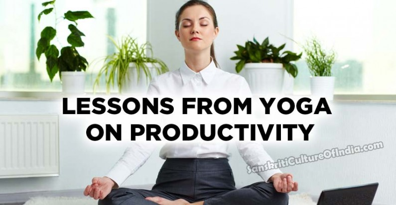 Lessons from Yoga on Productivity