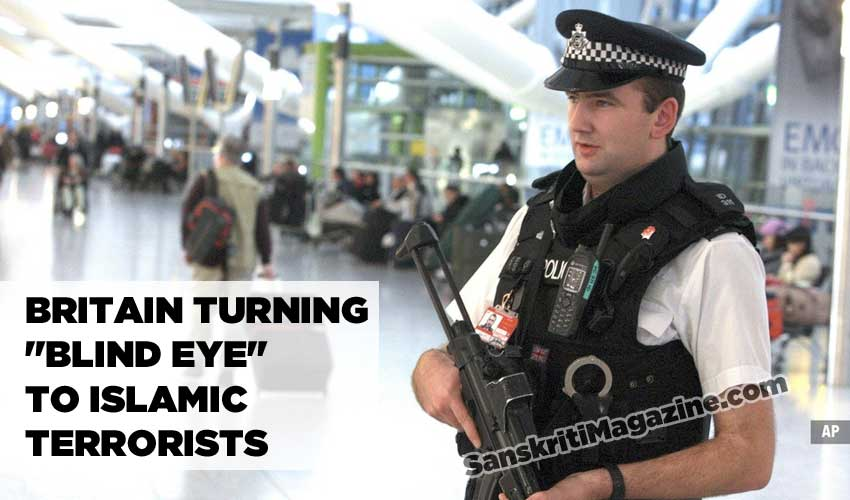 "Britain turning ""blind eye"" to Islamic terrorists, warns American analysts"