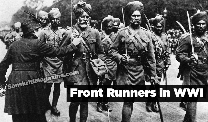 Sikh Soldiers: Front Runners in WWI