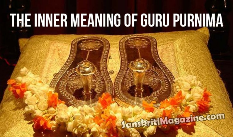 The Inner Meaning of Guru Purnima
