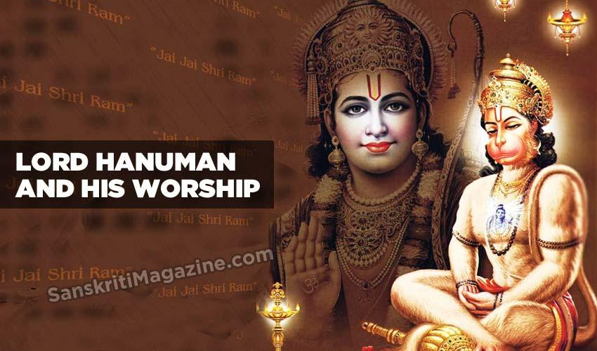 Lord Hanuman and Worship – Sanskriti - Hinduism and Indian