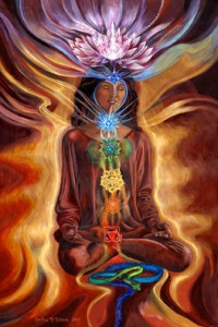 Meditation:  the path to inner flight