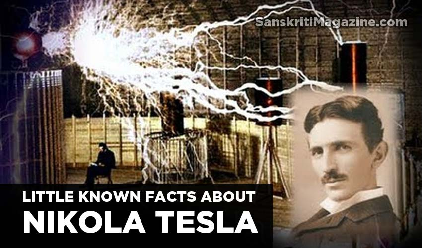 Little known facts about Nikola Tesla