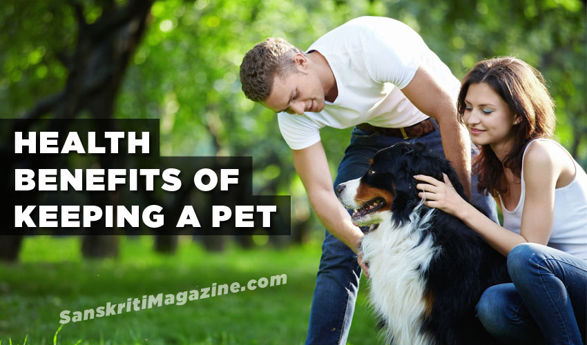 Health benefits of keeping a pet