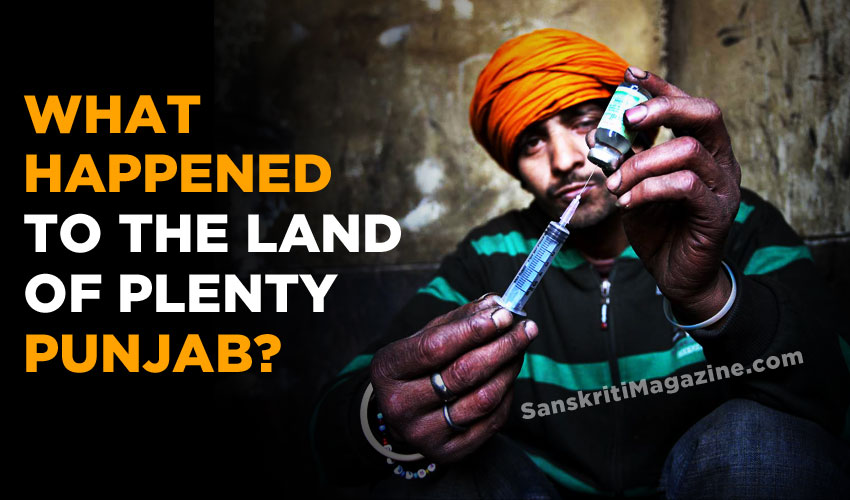 what happened to the land of plenty Punjab