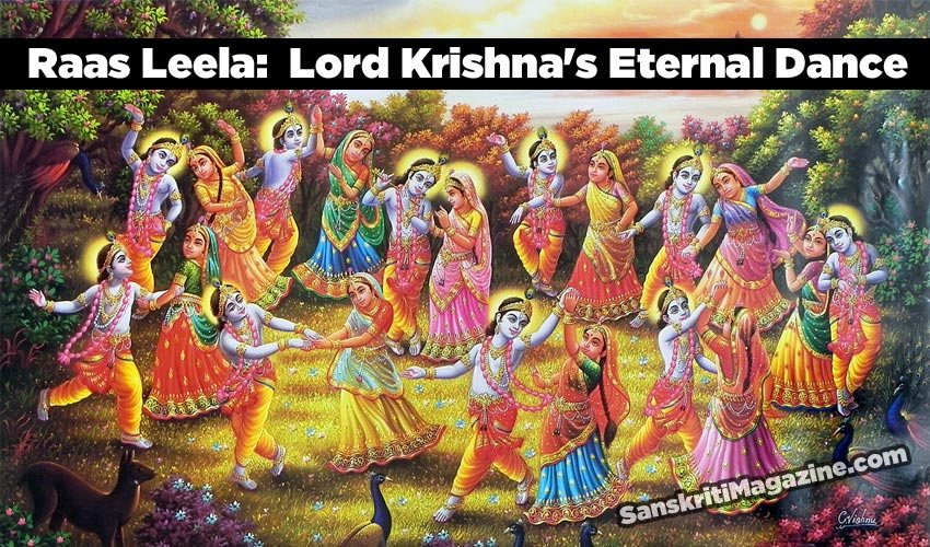 Raas Leela: Lord Krishna's Eternal Dance