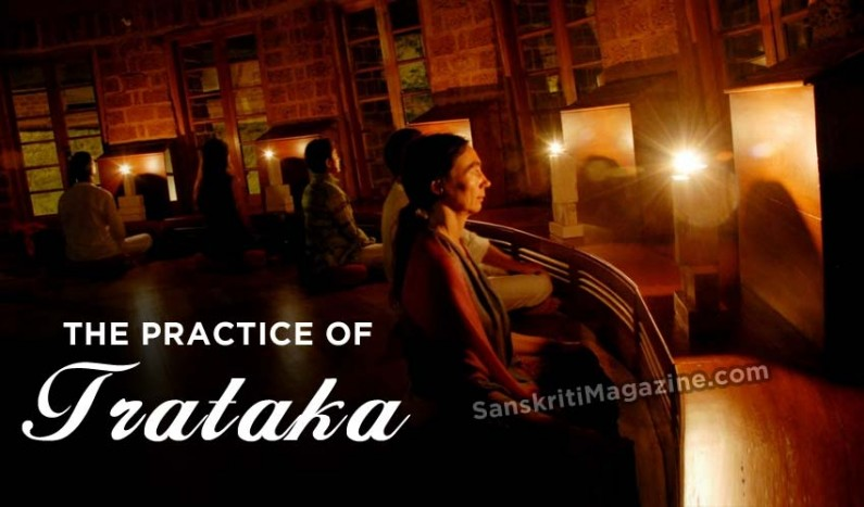 The Practice of Trataka