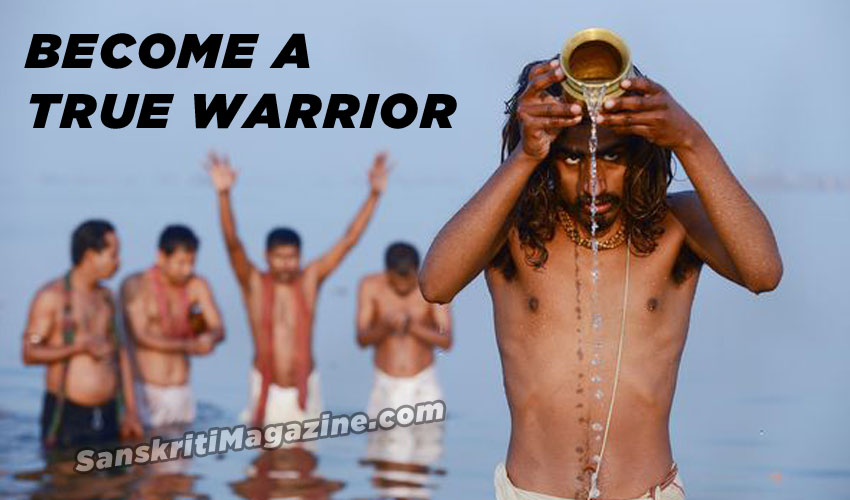 Become a true warrior