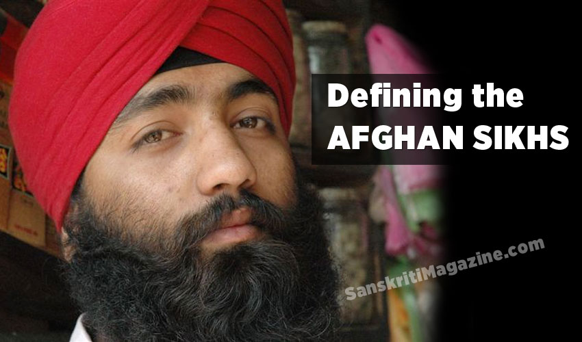 Defining the Afghan Sikhs