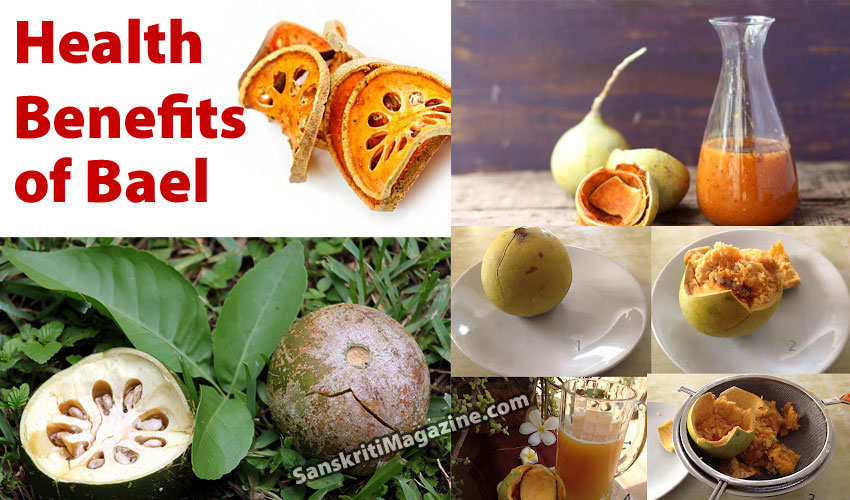 Health benefits of Bael
