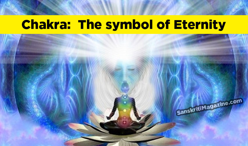 Chakra: The symbol of Eternity