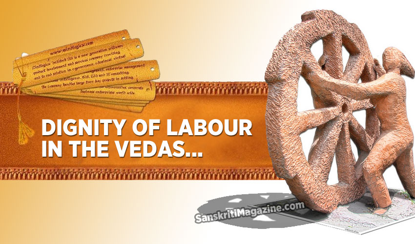 Dignity of Labour in the Vedas