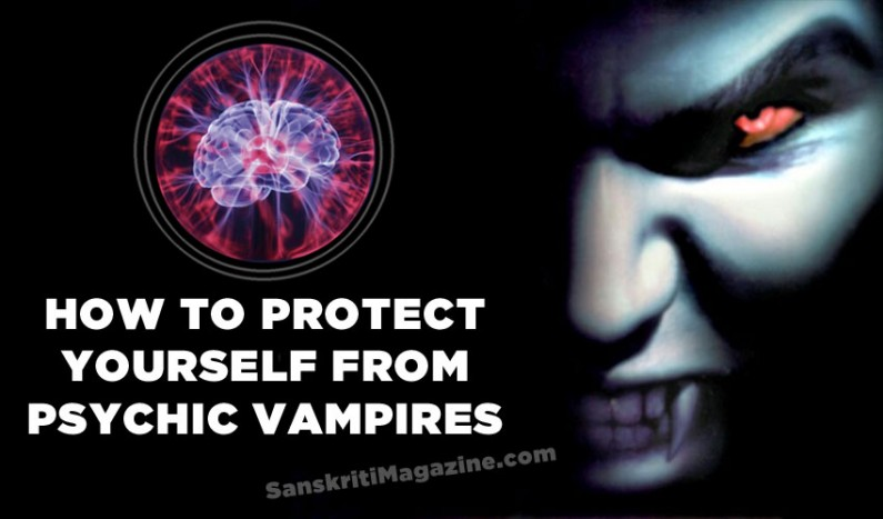 How to protect yourself from psychic vampires