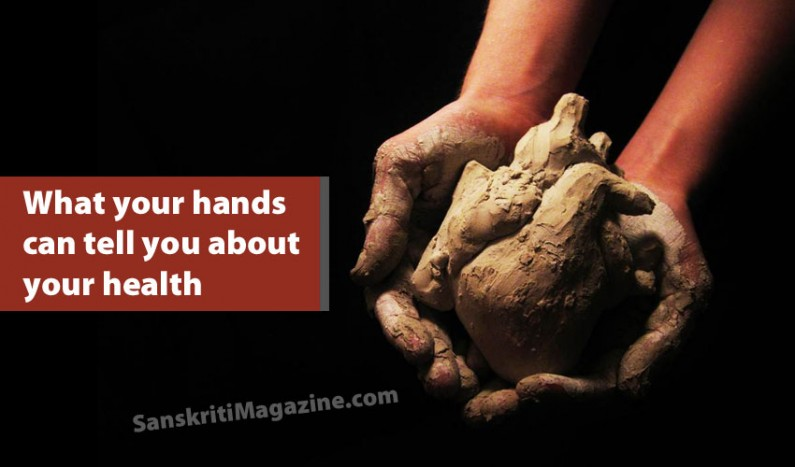 What your hands can tell you about your health