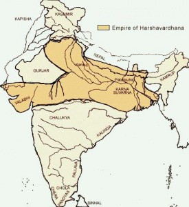 King Harsha Vardhana:  The last Great Hindu Emperor