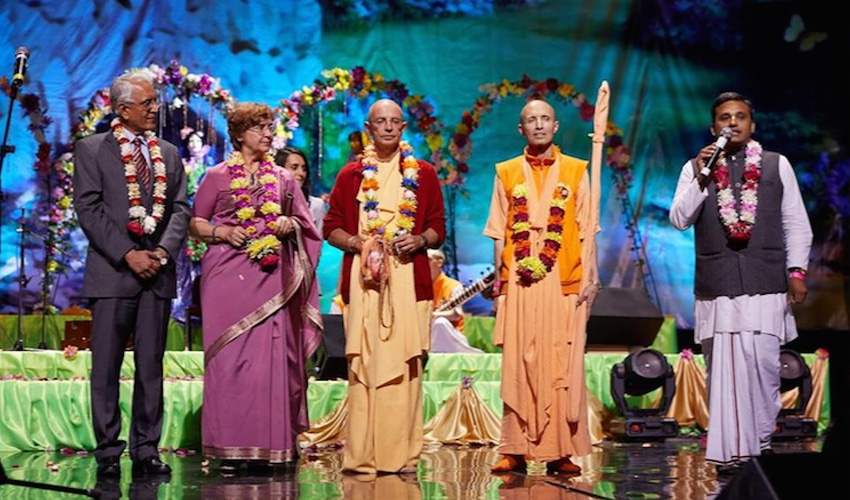 Moscow Celebrates Shri Krishna Janmasthami with spectacular event
