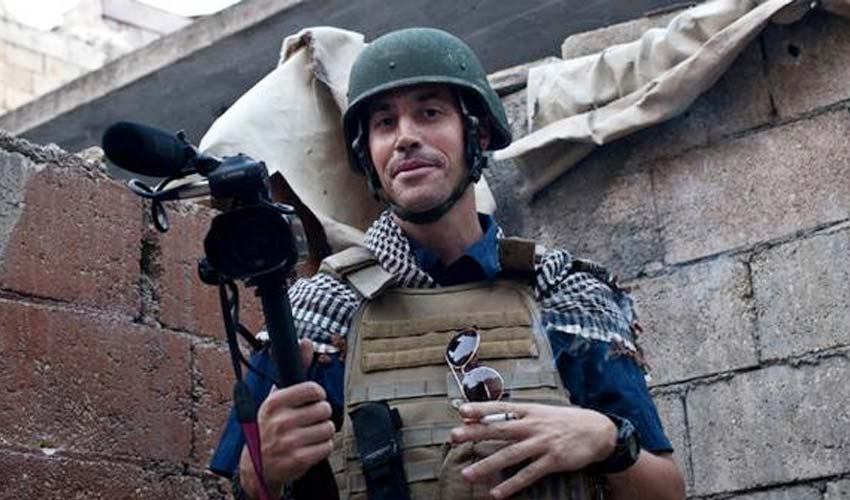 James Foley's last personal message: 'Granny, please take your medicine...'