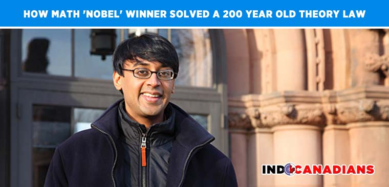 How Maths 'Nobel' winner Manjul Bhargave solved a 200 year old theory law