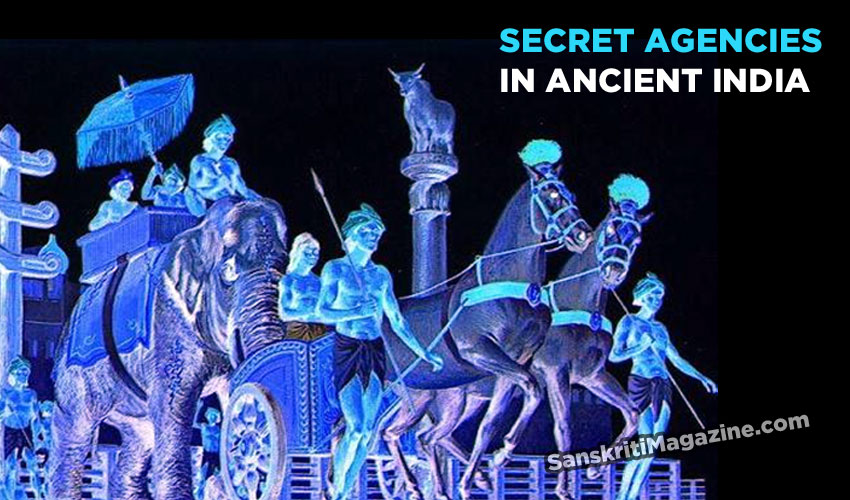 Secret Agencies in Ancient India