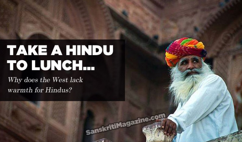 Take a Hindu to Lunch