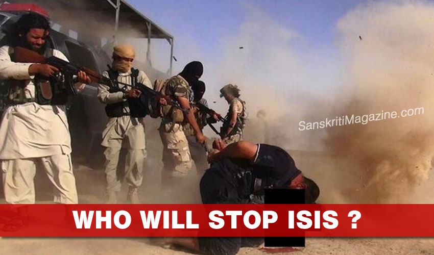 Who will stop ISIS ?