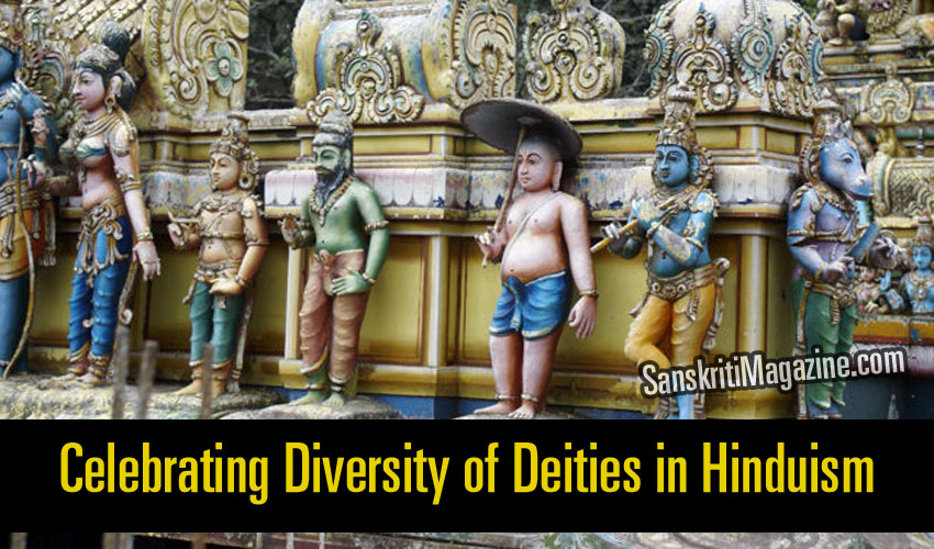 Celebrating Diversity of Deities in Hinduism