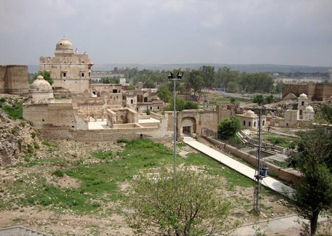 Katas Raj Temple