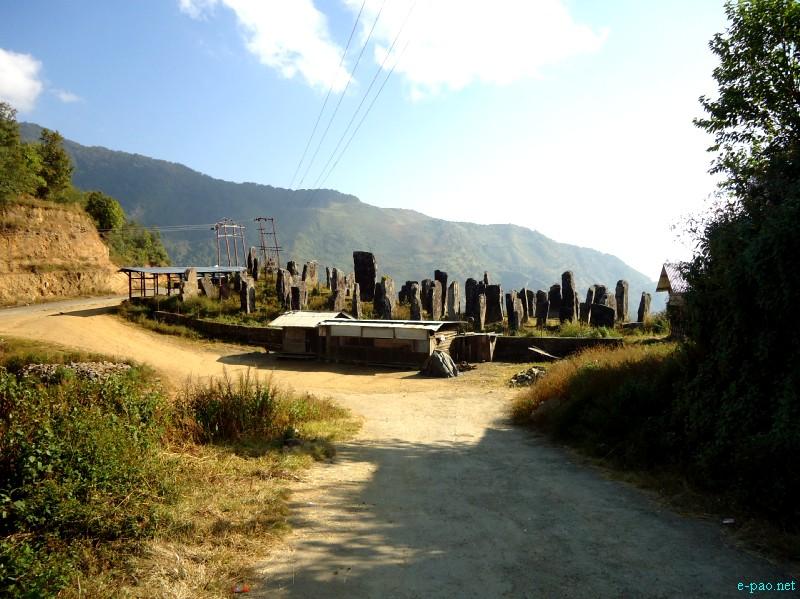 Stonehenge of Manipur