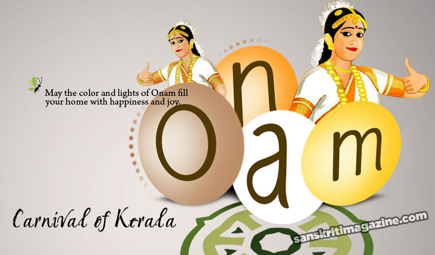 Onam: the high spirited carnival festival of Kerala