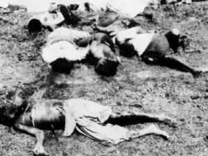 Bangladesh massacre