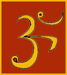 Figure 2. Read from right to left this figure of OM represents the numbers 786