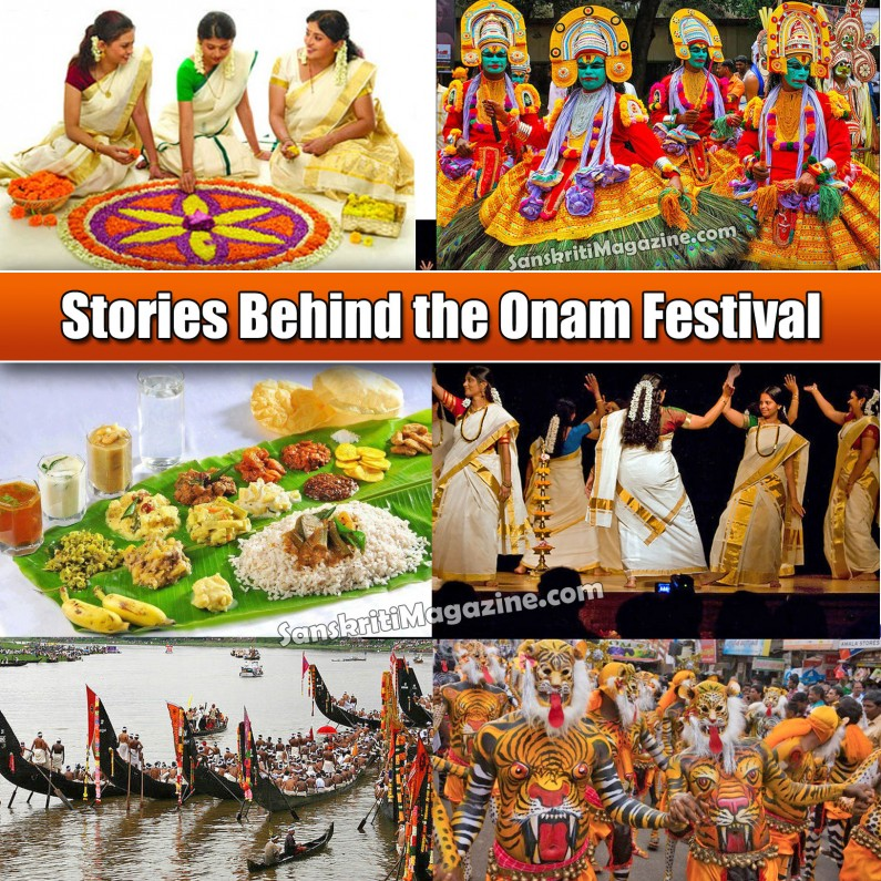 Stories and Legends Behind the Onam Festival