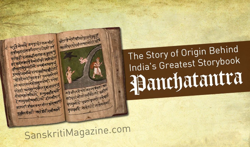 The story of origins behind India's greatest storybook - The Panchatantra