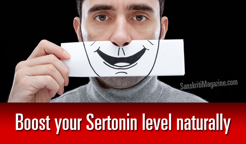 Boost your Sertonin level naturally