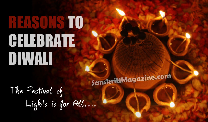 Reasons to celebrate Diwaliq