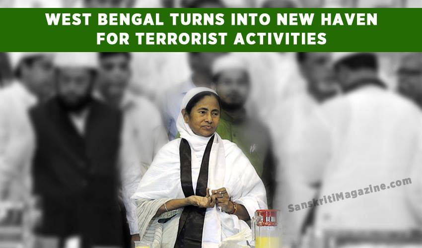 West Bengal turns into new haven for terrorist activities