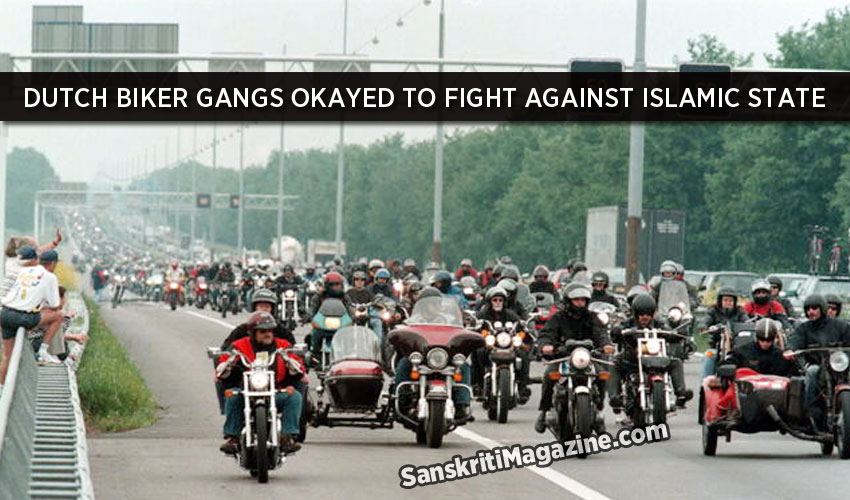 Dutch Biker gangs okayed to fight against Islamic State