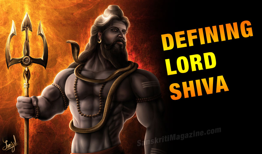 Defining Lord Shiva